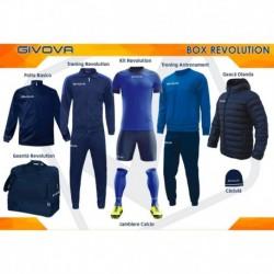 Full Box Revolution albastru/bleumarin