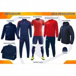 Full Box Revolution bleumari/rosu