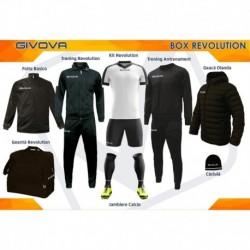 Full Box Revolution negru/alb