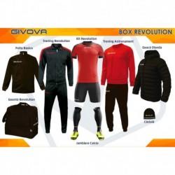 Full Box Revolution rosu/negru