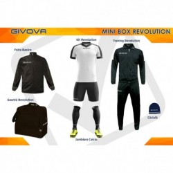 Mini Box Revolution negru/alb