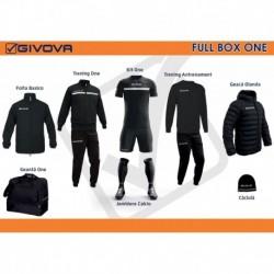 Full Box Givova One negru/alb