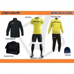 Mini Box Givova One galben/negru
