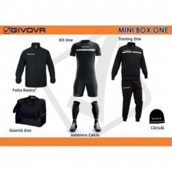 Mini Box Givova One negru/alb